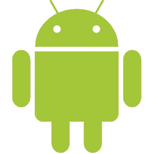 Bild mit dem Android-Logo